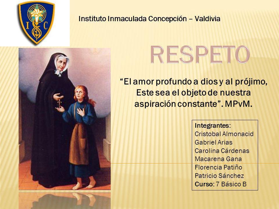 Instituto Inmaculada Concepción – Valdivia
