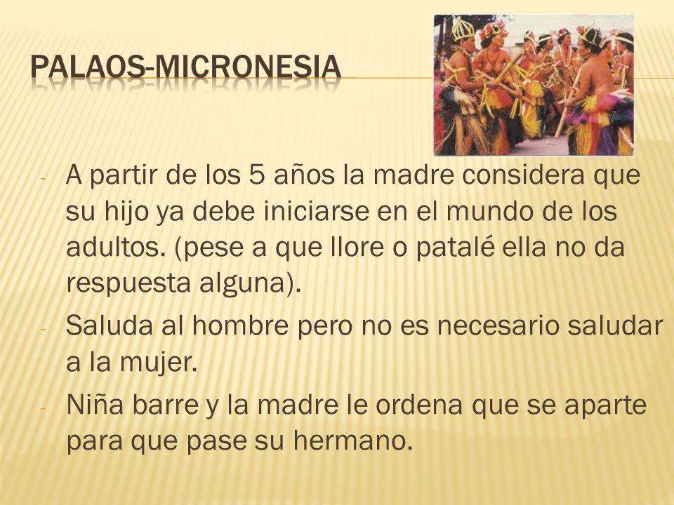 PALAOS-MICRONESIA