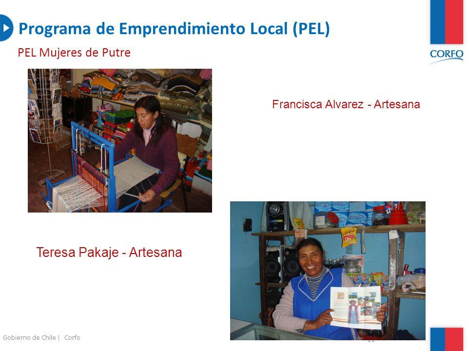 Programa de Emprendimiento Local (PEL)