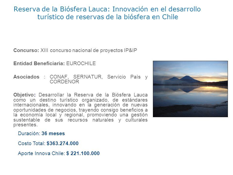 Reserva de la Biósfera Lauca: Innovación en el desarrollo turístico de reservas de la biósfera en Chile