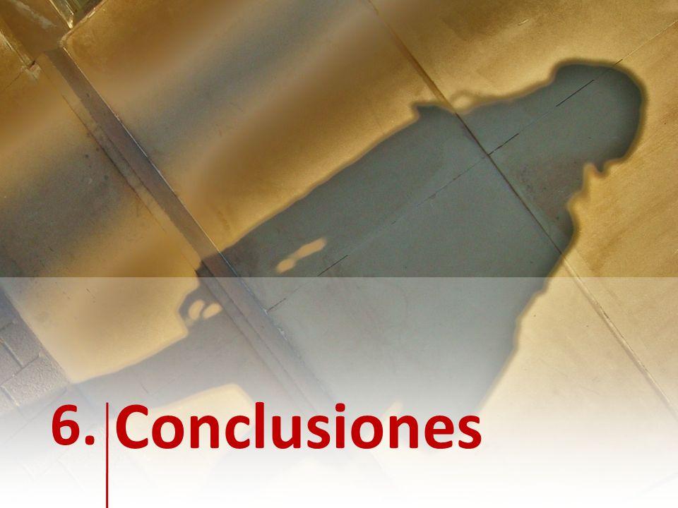NOTAS: 6. Conclusiones