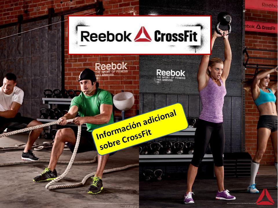 Información adicional sobre CrossFit