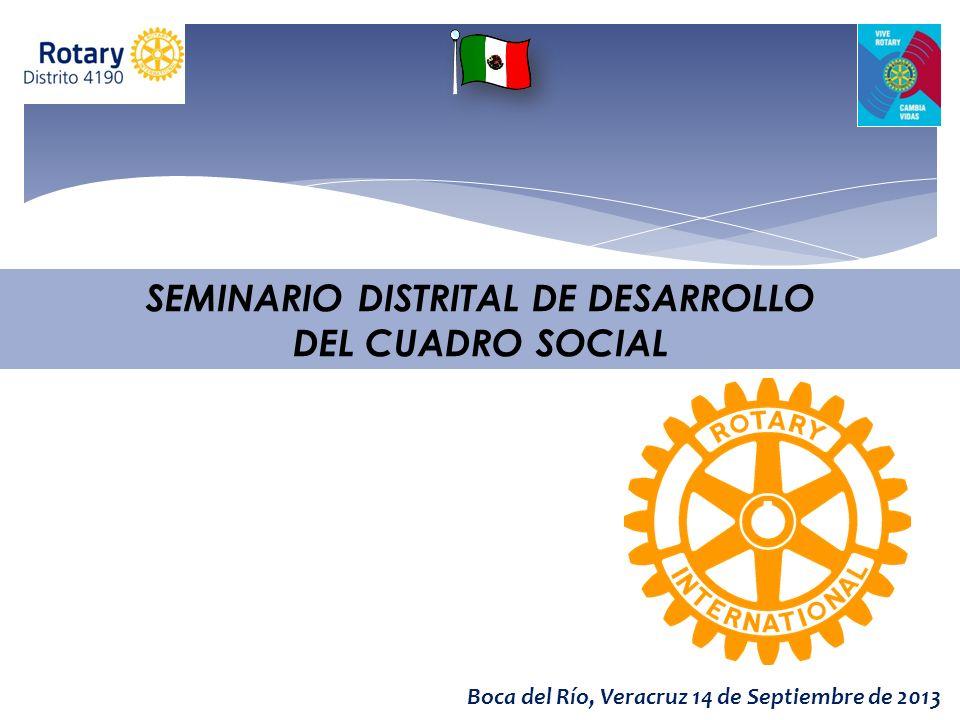 SEMINARIO DISTRITAL DE DESARROLLO