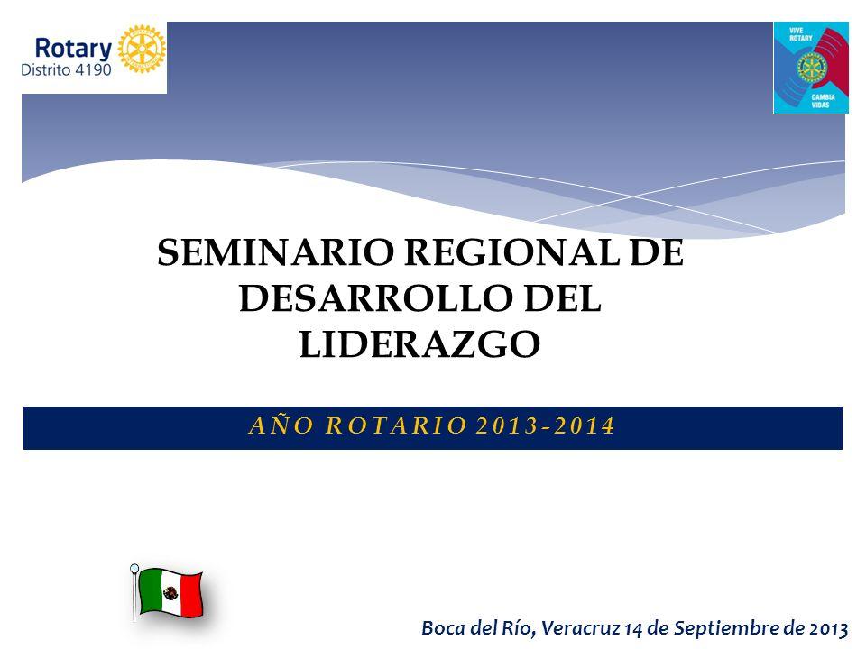 SEMINARIO REGIONAL DE DESARROLLO DEL LIDERAZGO