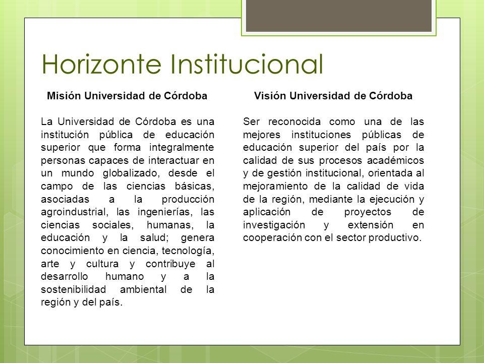 Horizonte Institucional