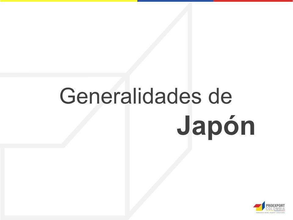 Generalidades de Japón