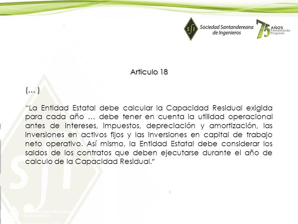Articulo 18 (… )