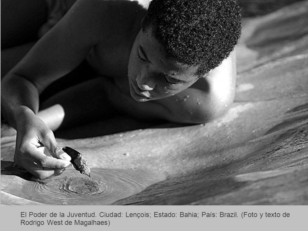 El Poder de la Juventud. Ciudad: Lençois; Estado: Bahia; País: Brazil