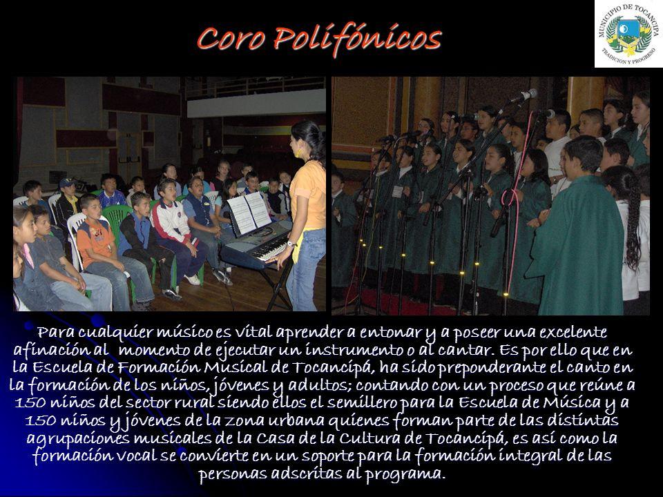 Coro Polifónicos