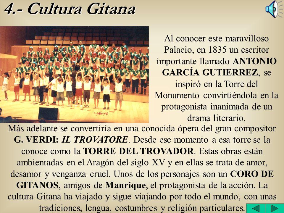 4.- Cultura Gitana