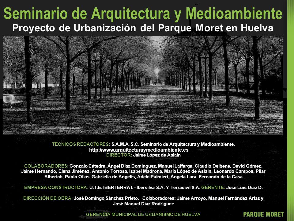 Seminario de Arquitectura y Medioambiente