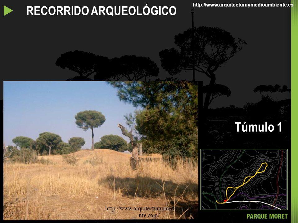Túmulo 1 Túmulo 1 u RECORRIDO ARQUEOLÓGICO