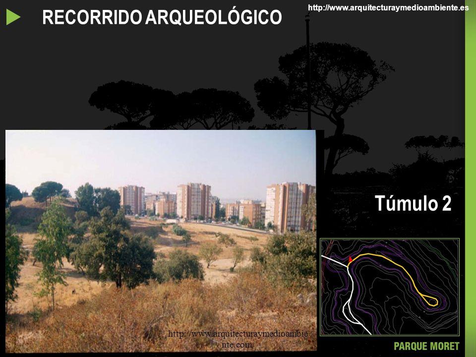 Túmulo 2 u RECORRIDO ARQUEOLÓGICO
