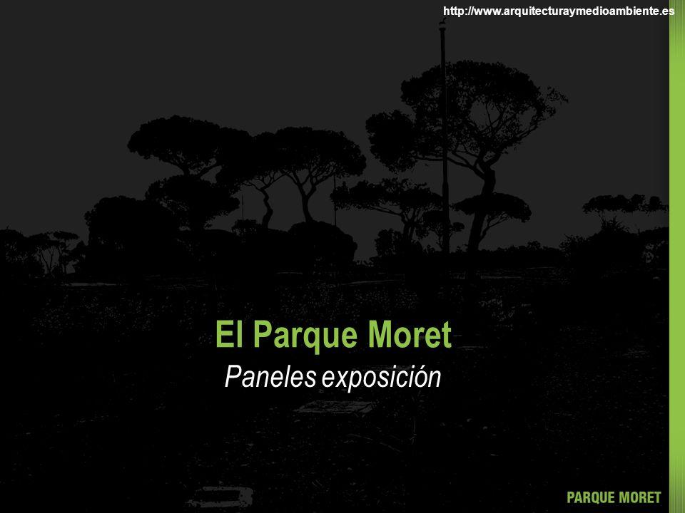 El Parque Moret Paneles exposición