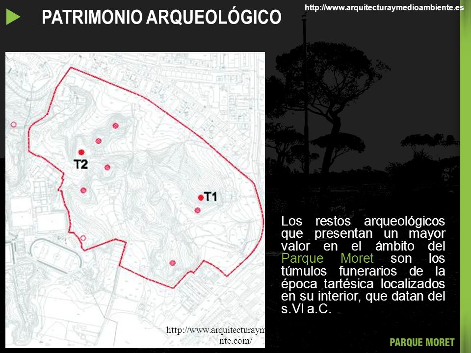 u PATRIMONIO ARQUEOLÓGICO