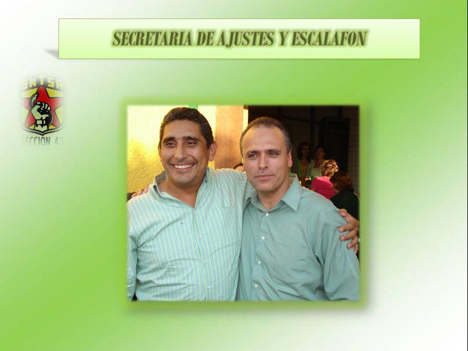 SECRETARIA DE AJUSTES Y ESCALAFON