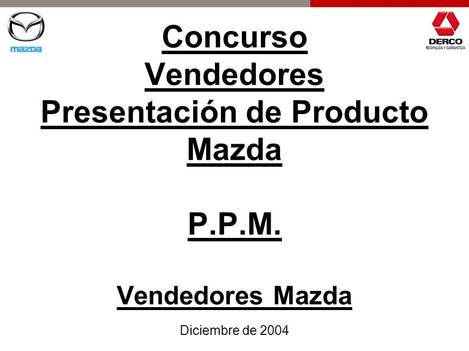 Concurso Vendedores Presentación de Producto Mazda P. P. M