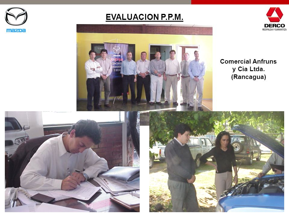 Comercial Anfruns y Cia Ltda.
