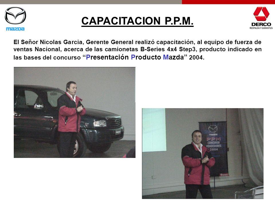 CAPACITACION P.P.M.