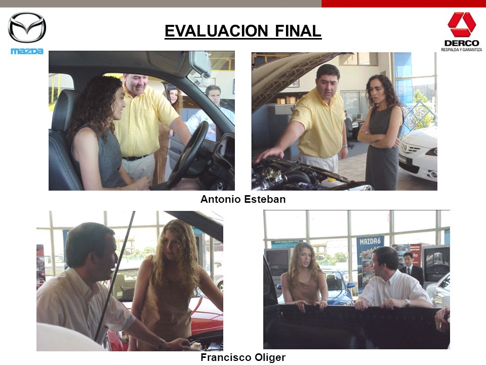 EVALUACION FINAL Antonio Esteban Francisco Oliger