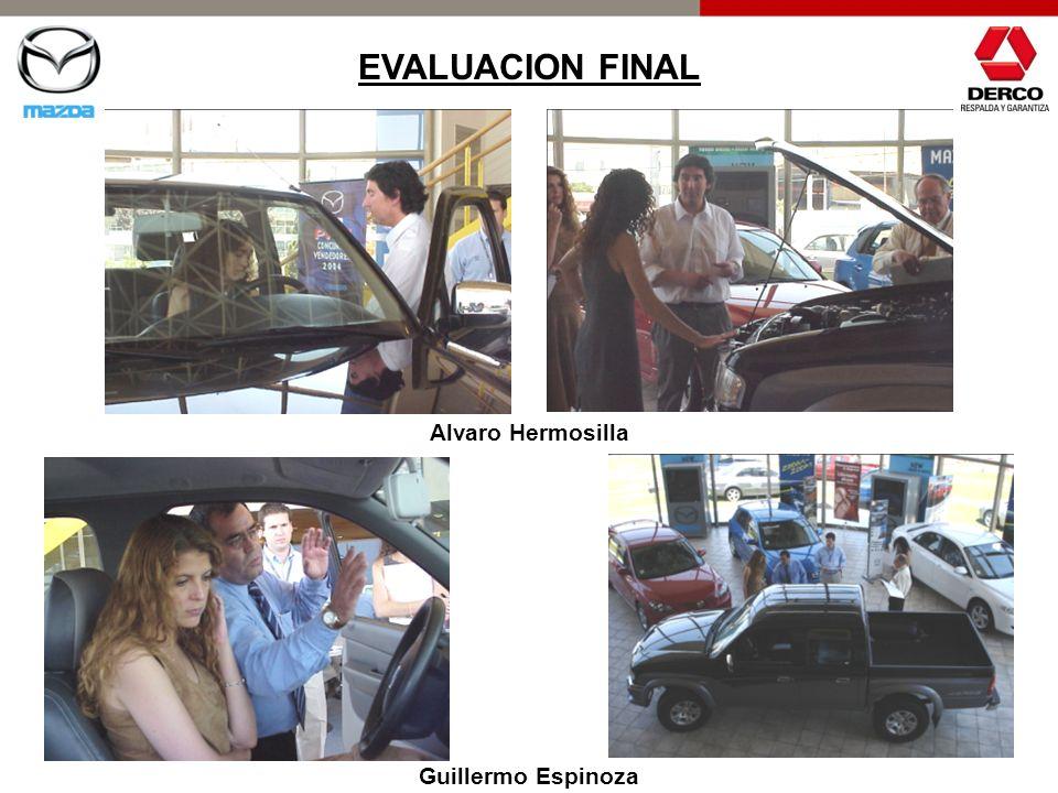 EVALUACION FINAL Alvaro Hermosilla Guillermo Espinoza