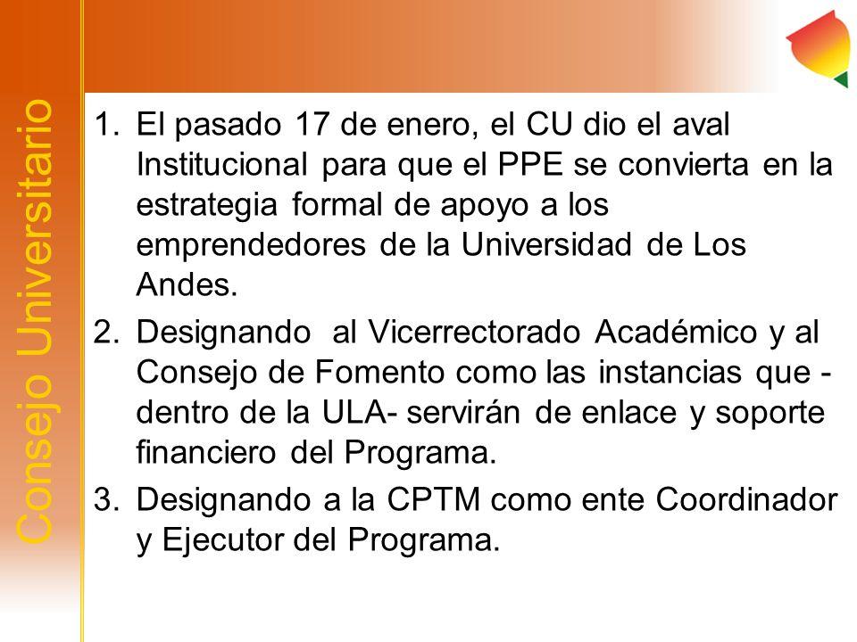 Consejo Universitario
