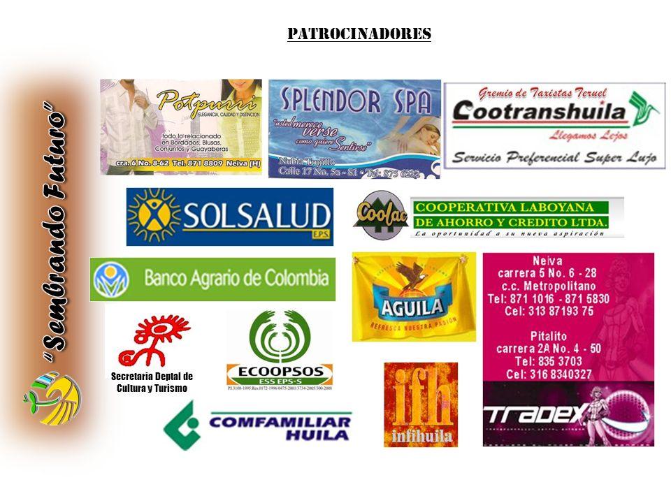 Secretaria Deptal de Cultura y Turismo