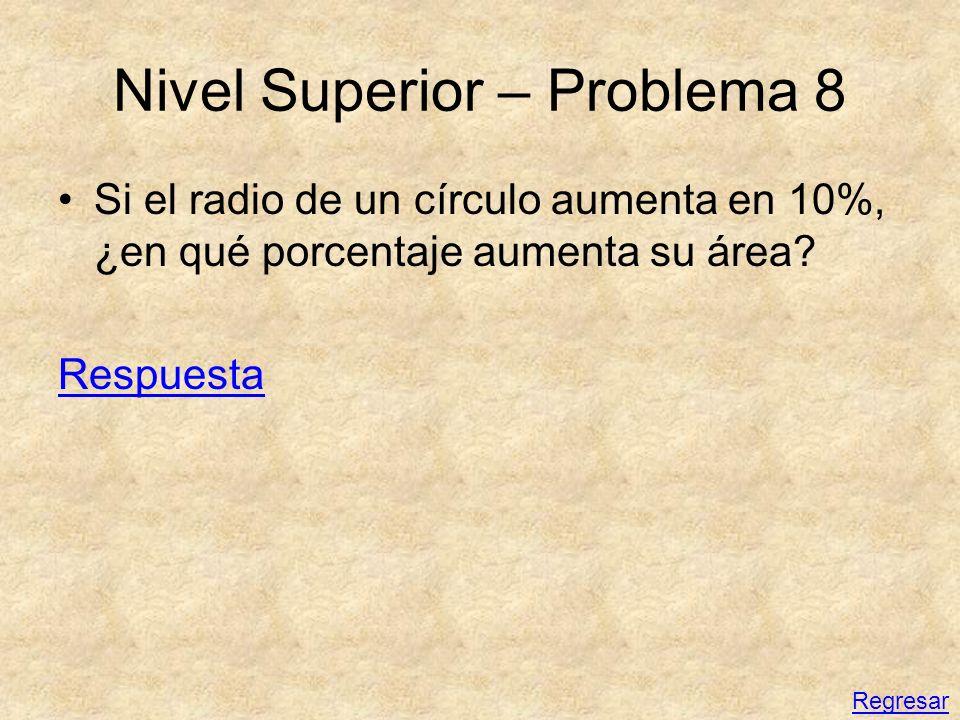 Nivel Superior – Problema 8