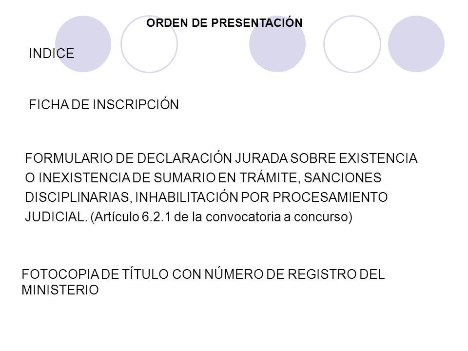 FOTOCOPIA DE TÍTULO CON NÚMERO DE REGISTRO DEL MINISTERIO