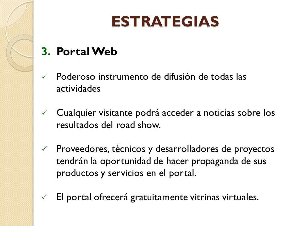 ESTRATEGIAS Portal Web