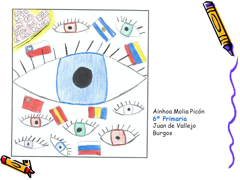 Ainhoa Molia Picón 6º Primaria Juan de Vallejo Burgos