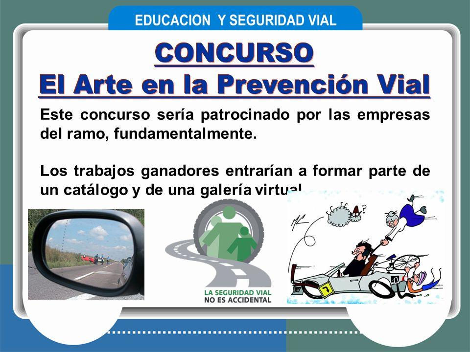 El Arte en la Prevención Vial