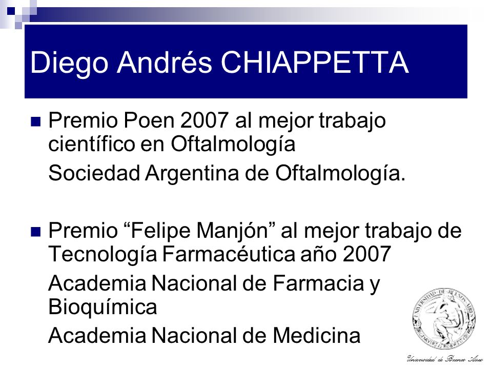 Diego Andrés CHIAPPETTA