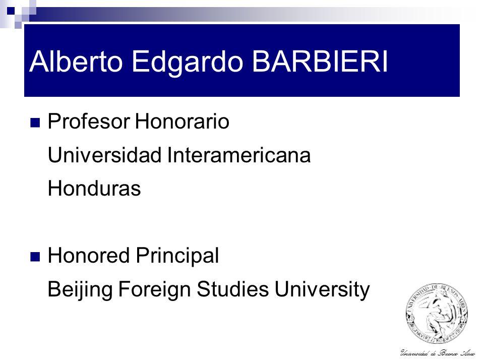 Alberto Edgardo BARBIERI