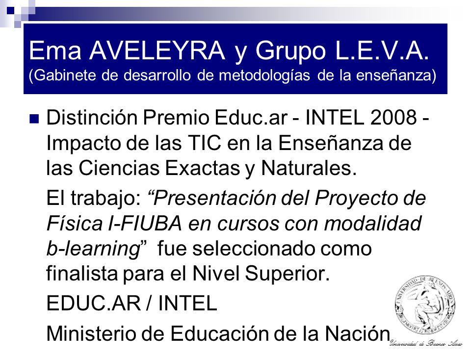Ema AVELEYRA y Grupo L. E. V. A
