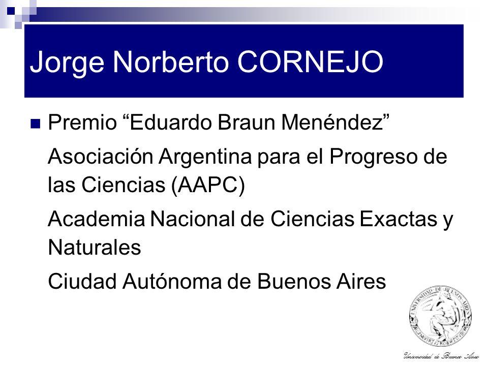 Jorge Norberto CORNEJO