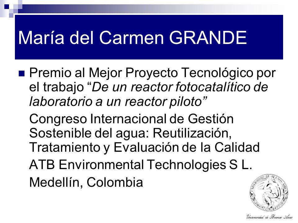 María del Carmen GRANDE