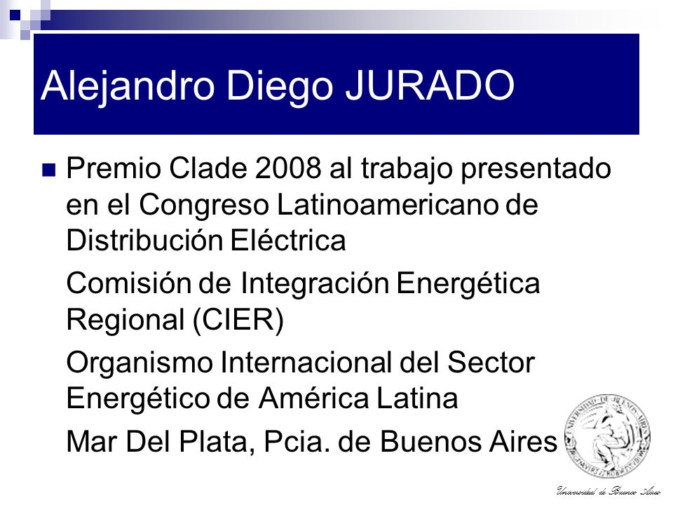 Alejandro Diego JURADO