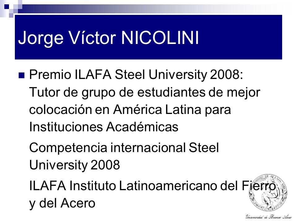 Jorge Víctor NICOLINI