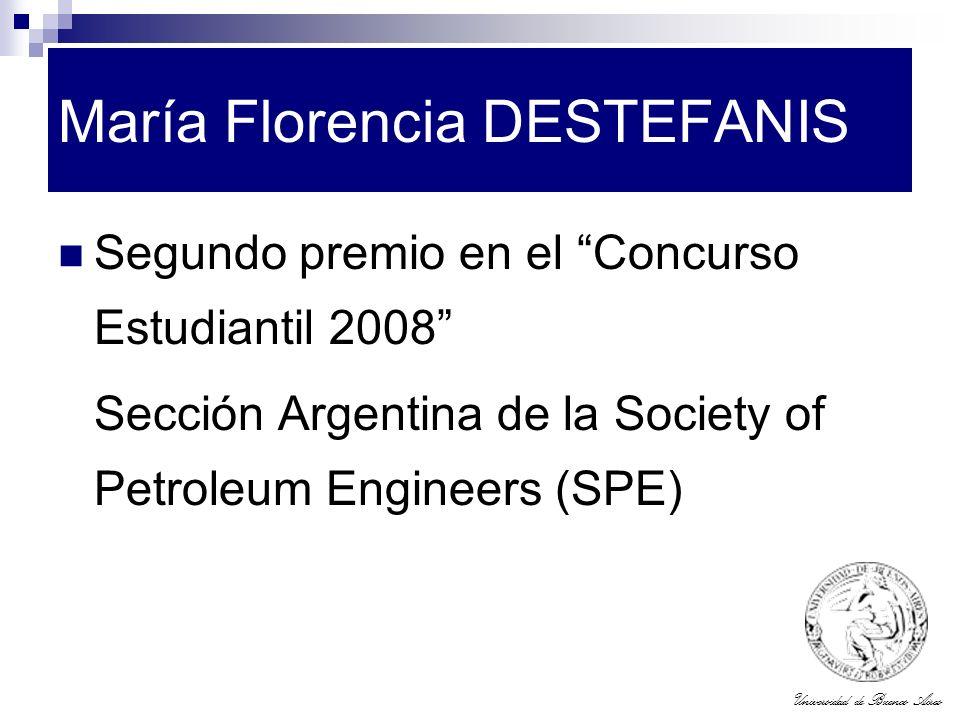 María Florencia DESTEFANIS