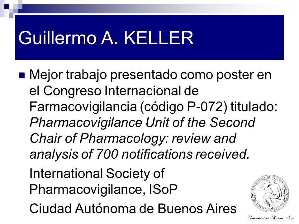 Guillermo A. KELLER