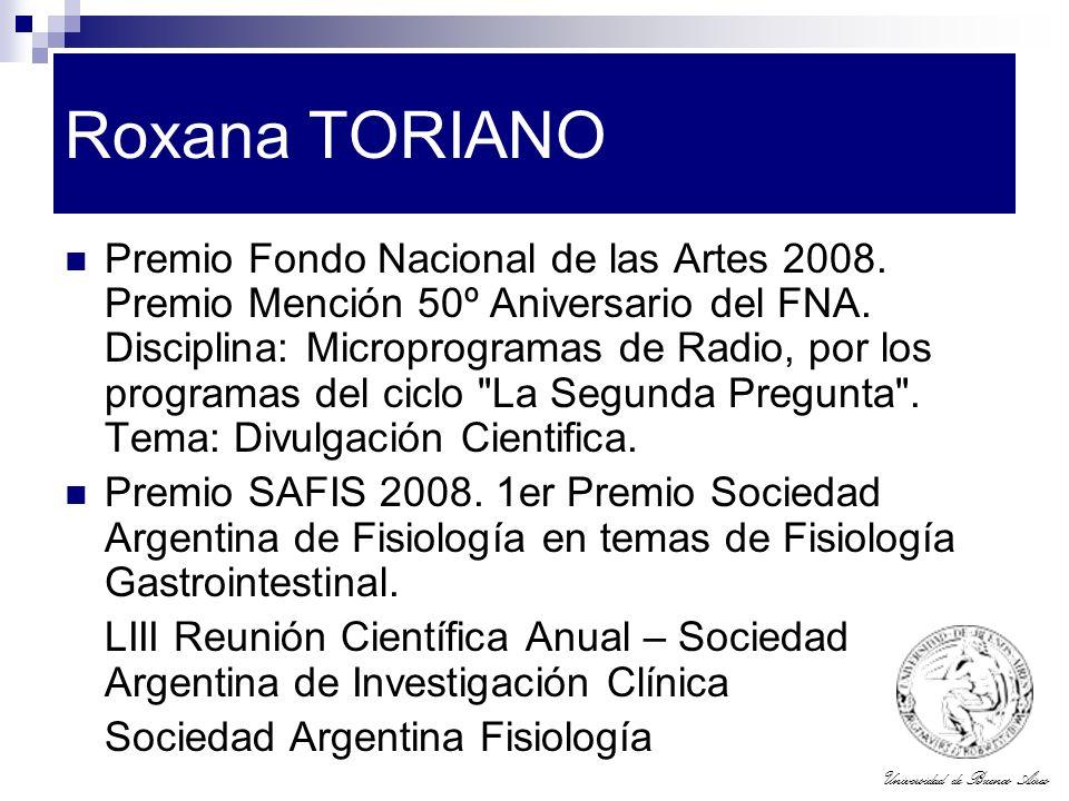 Roxana TORIANO