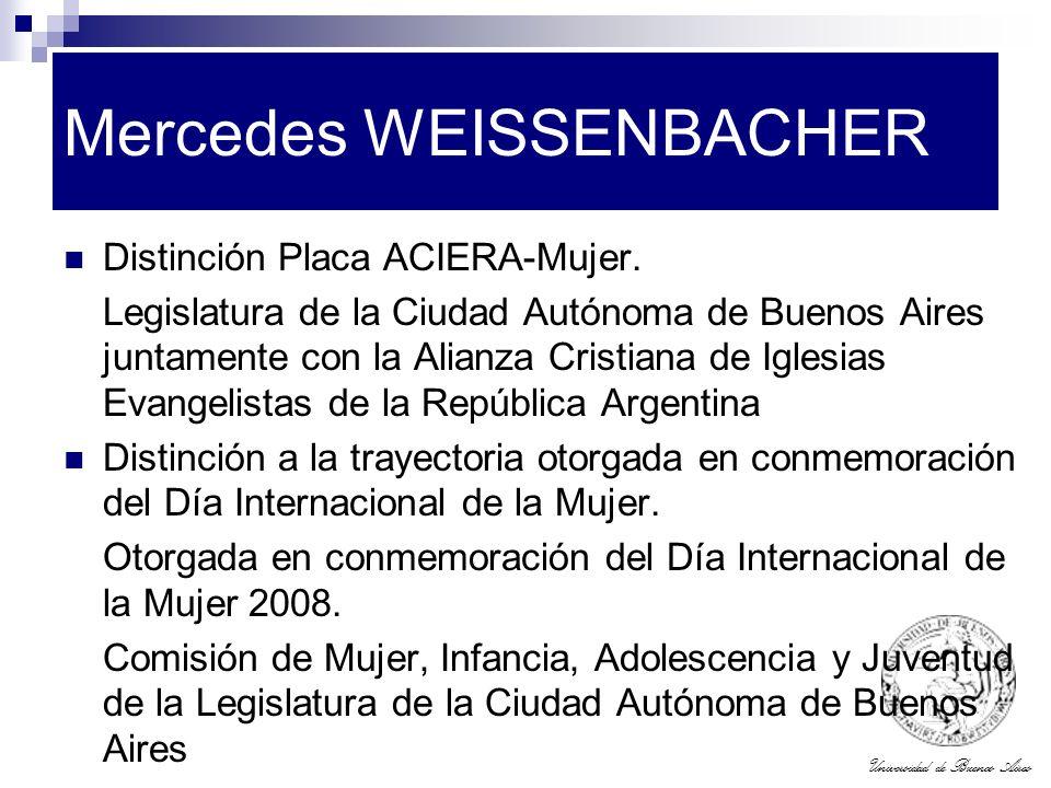 Mercedes WEISSENBACHER