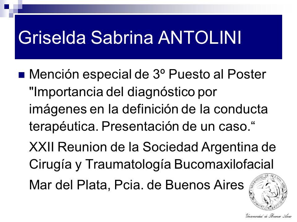 Griselda Sabrina ANTOLINI