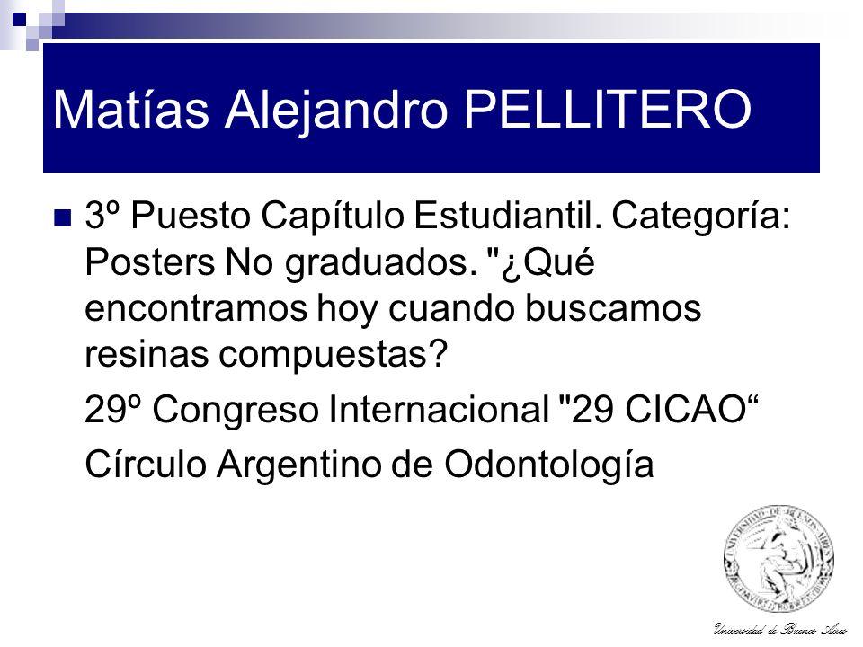 Matías Alejandro PELLITERO