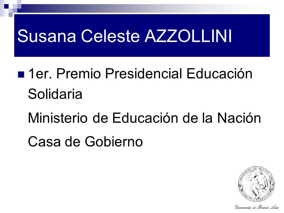 Susana Celeste AZZOLLINI