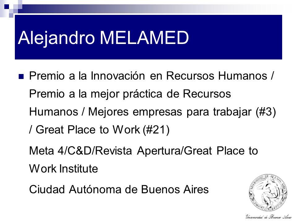 Alejandro MELAMED