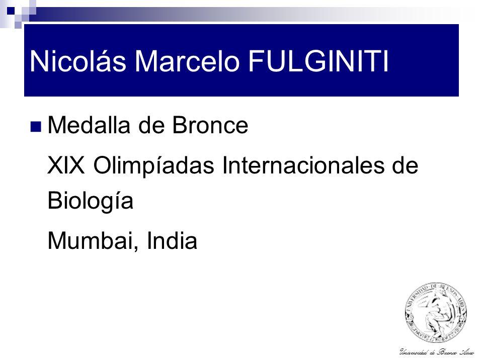 Nicolás Marcelo FULGINITI
