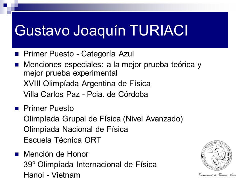 Gustavo Joaquín TURIACI