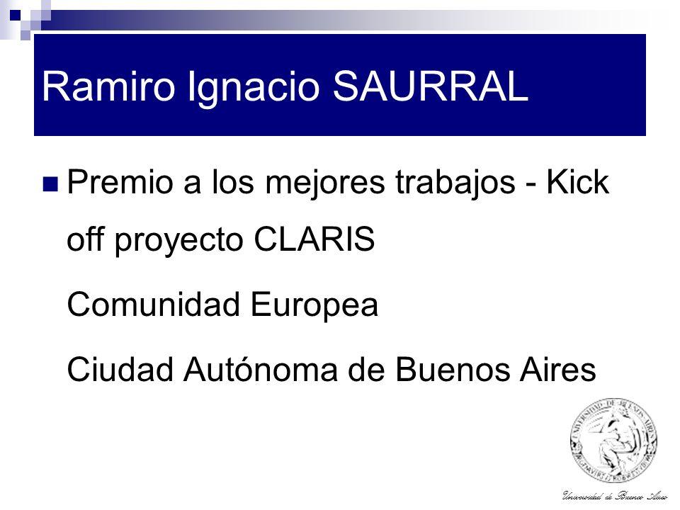 Ramiro Ignacio SAURRAL